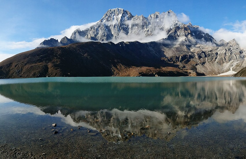 Gokyo et Everest