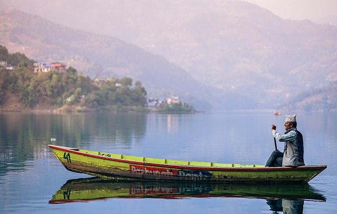 Jomsom - Pokhara
