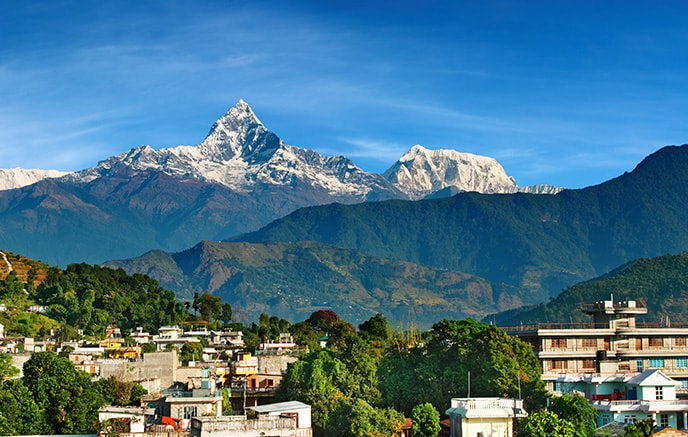 Katmandou - Pokhara