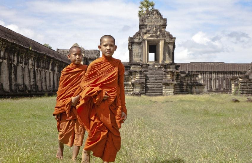 Rencontres au Cambodge