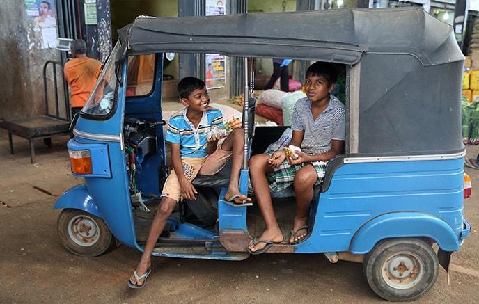 Petit lexique du Sri Lanka