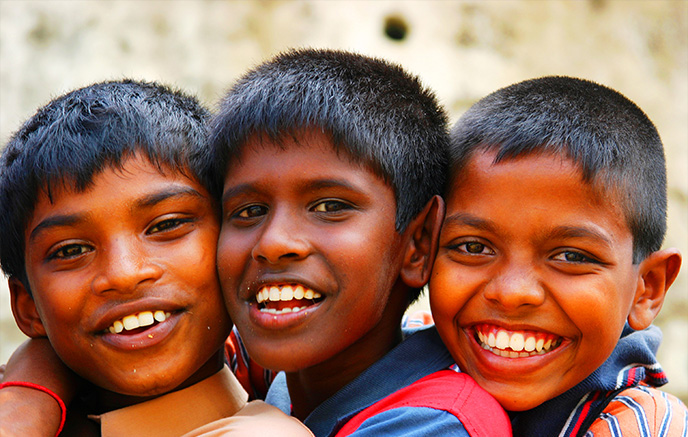 Image L'été en famille au Sri Lanka