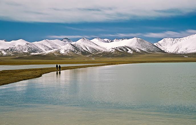 Chiu Gompa (Lac Manasarovar) - Saga