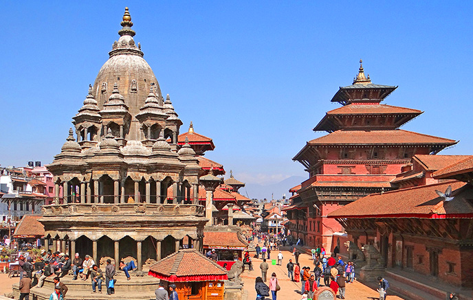 Kathmandu (ou Chengdu - Chine)