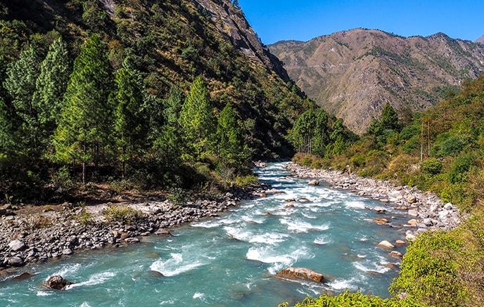 Image Langtang et lacs de Gosainkund