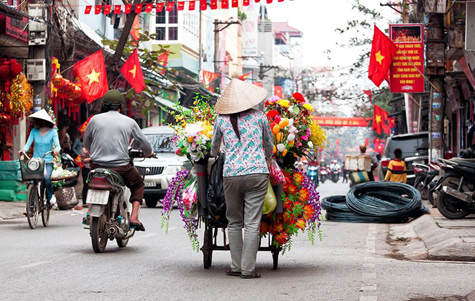 Image Sud Vietnam & Delta du Mékong